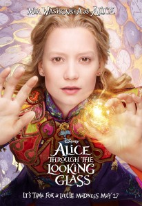 New Trailer For Alice Through The Looking Glass and Interview with Johnny Depp