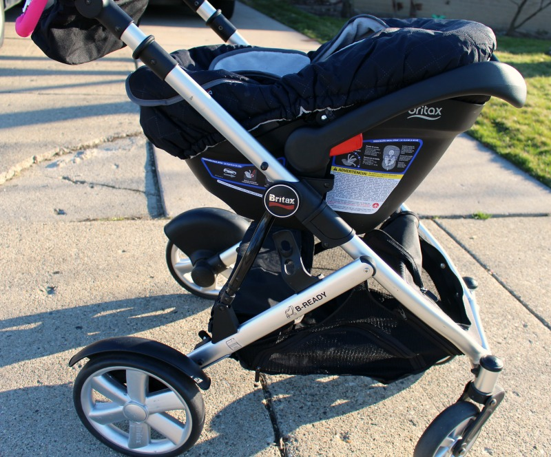 Britax be Ready Travel System