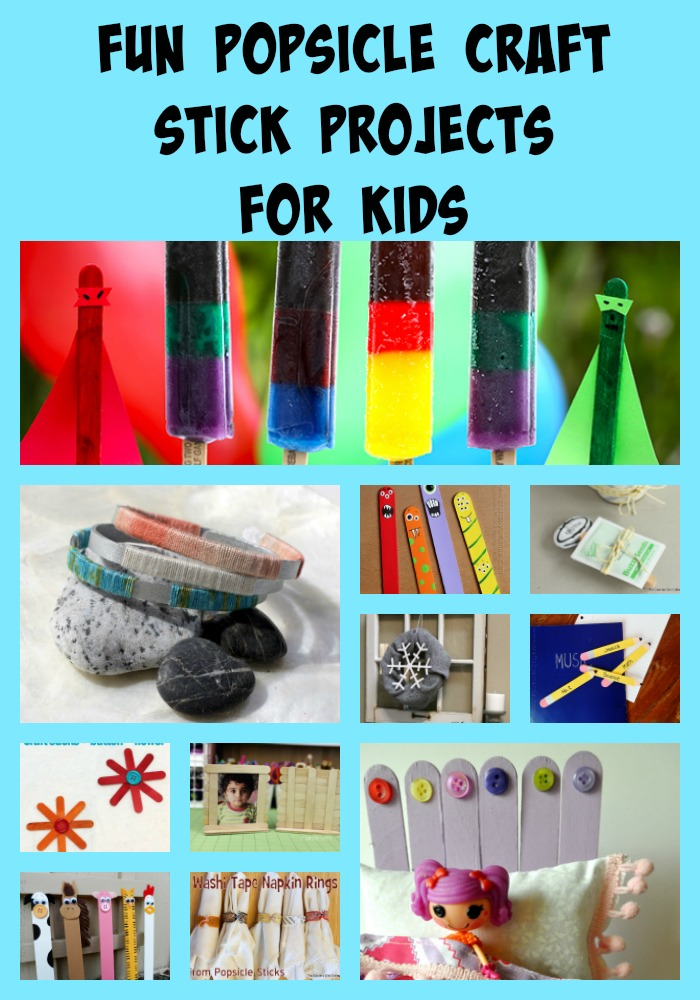 crazy craft ideas for kids popsicle craft stick projects for finding sanity in 6408