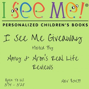 I See Me Giveaway