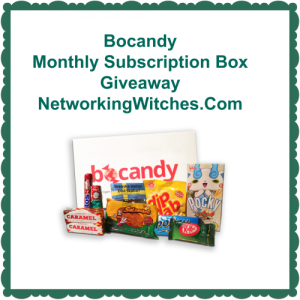 Bocandy Subscription Box Giveaway