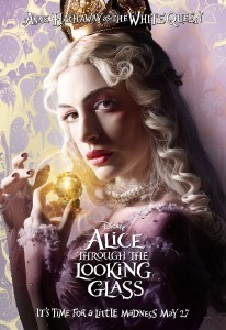 Alice Through The Looking Glass Now in Theaters
