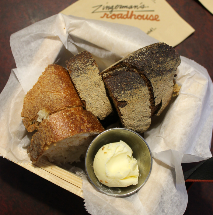 Fresh Bread at Zingerman's Roadhouse