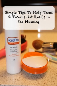 Simple Tips to Help Teens & Tweens Start Their Day