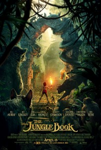 The Jungle Book is Playing Now in Theaters