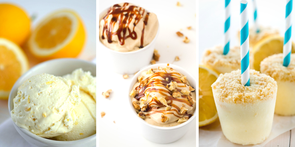 Easy Homemade Ice Cream Recipes