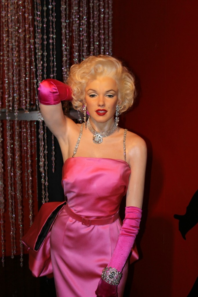 Marilyn Monroe Hollywood Wax Museum Pigeon Forge