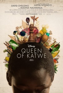 QUEEN OF KATWE Movie Trailer & Poster