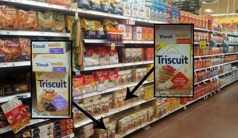 TRISCUIT In Store
