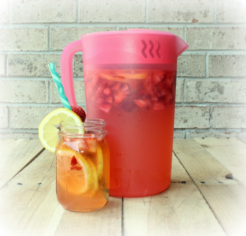 Tasty Strawberry Lemonade