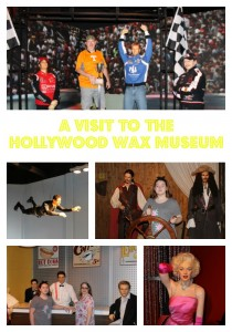 A Visit to Hollywood Wax Museum Pigeon Forge