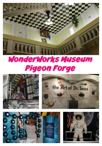 A Visit to WonderWorks Pigeon Forge Location