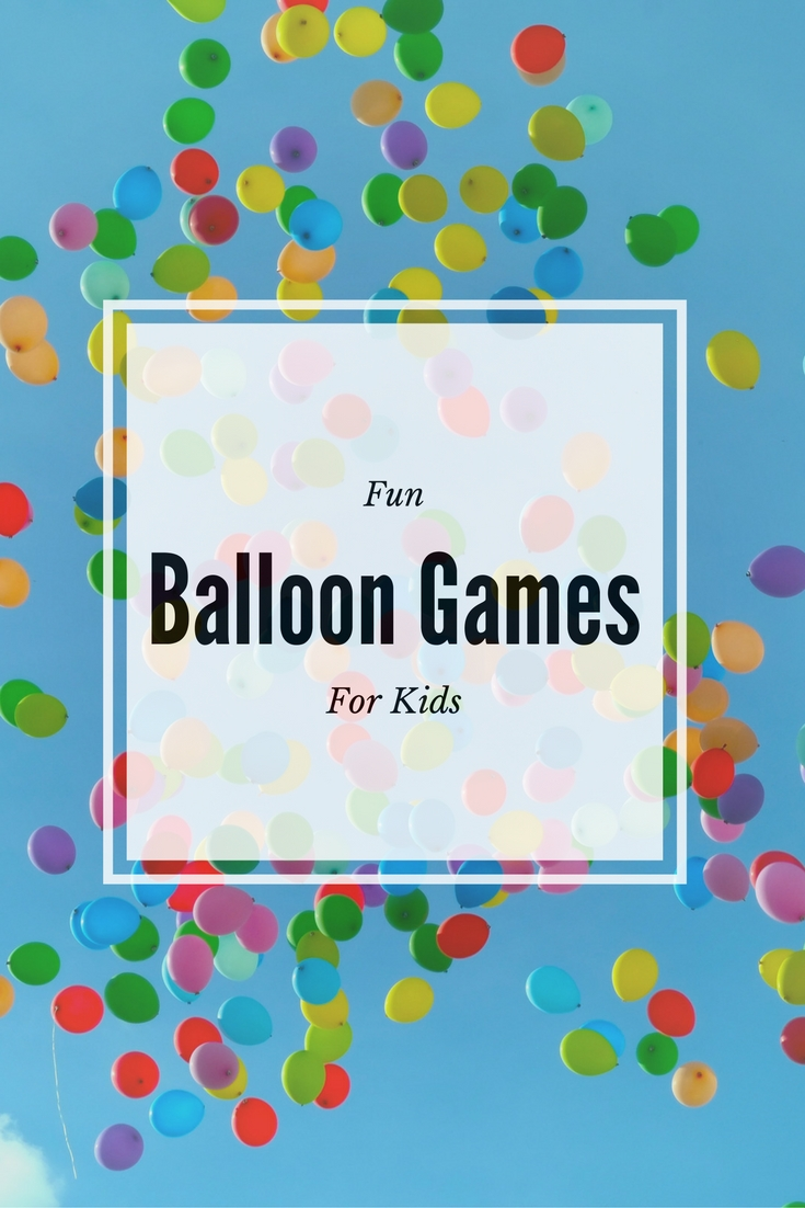 balloon-games