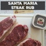 Santa Maria Steak Rub – 12 Days of BBQ Ideas