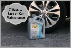 7 Ways to Save Money on Car Maintenance