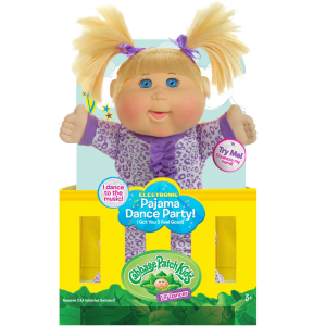 Pajama Dance Party Cabbage Patch Doll