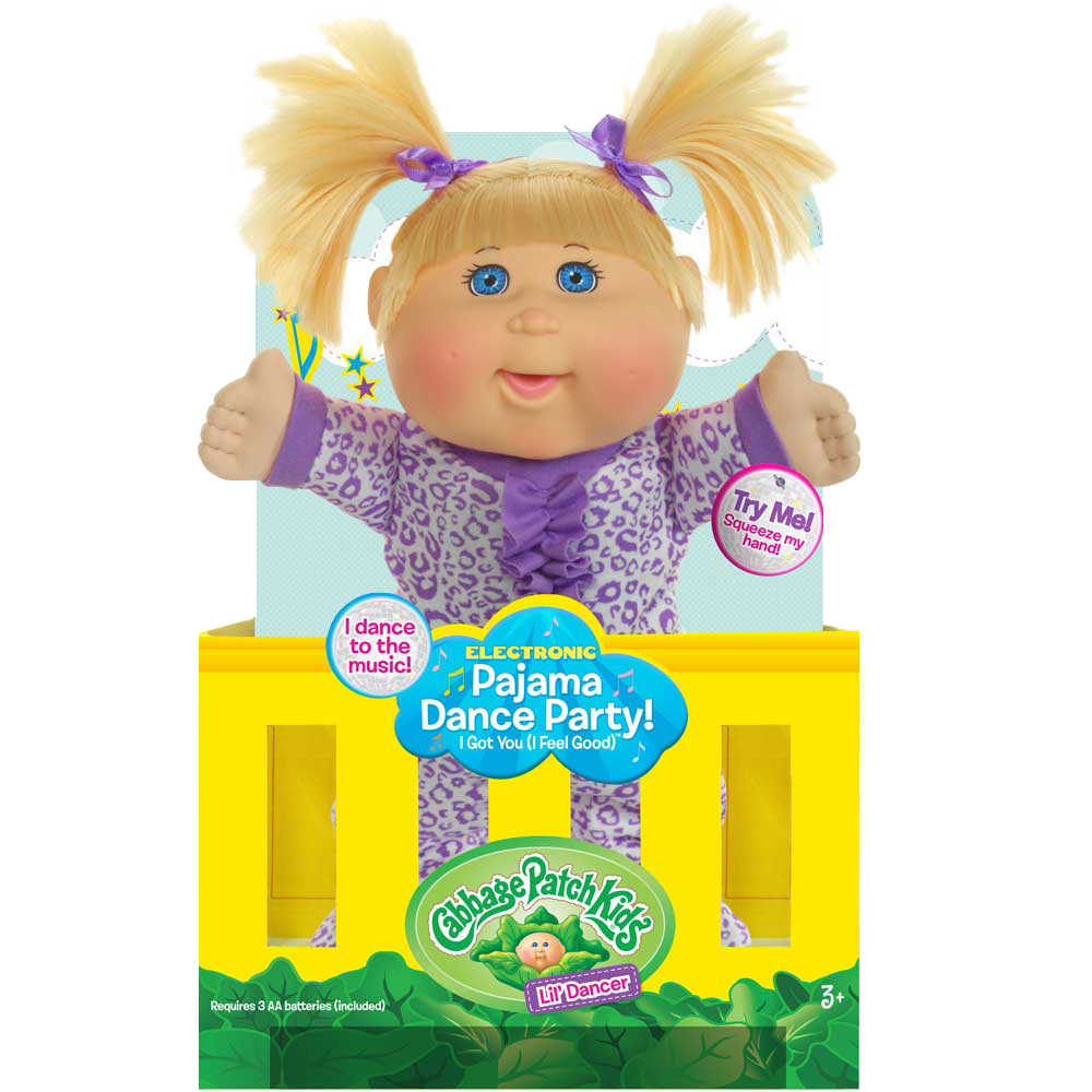 Cabbage Patch Kids Party