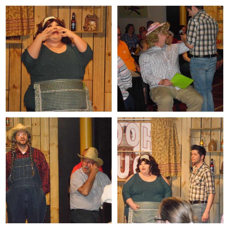 Fun at the Great Smoky Murder Mystery Show