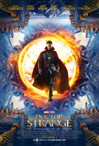 New Marvel's Doctor Strange Movie Trailer and Poster