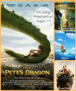 I am Headed to LA for the #PetesDragonEvent