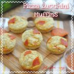 Pizza Zucchini Muffins – 12 Days of School Lunch Ideas
