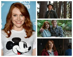 "Interview With Bryce Dallas Howard on Playing ""Grace"" in Pete's Dragon #PetesDragonEvent"