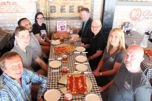 Buddy's Pizza Celebrates the Old Neighborhood with a new Polish Pizza