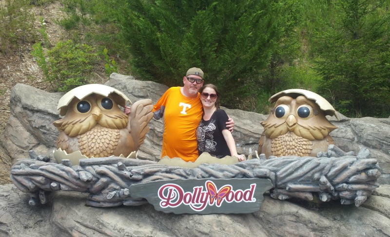 Dollywood Photo Op Picture
