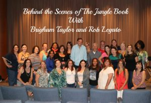 Behind the Scenes of The Jungle Book With Brigham Taylor and Rob Legato #JungleBookBluRay