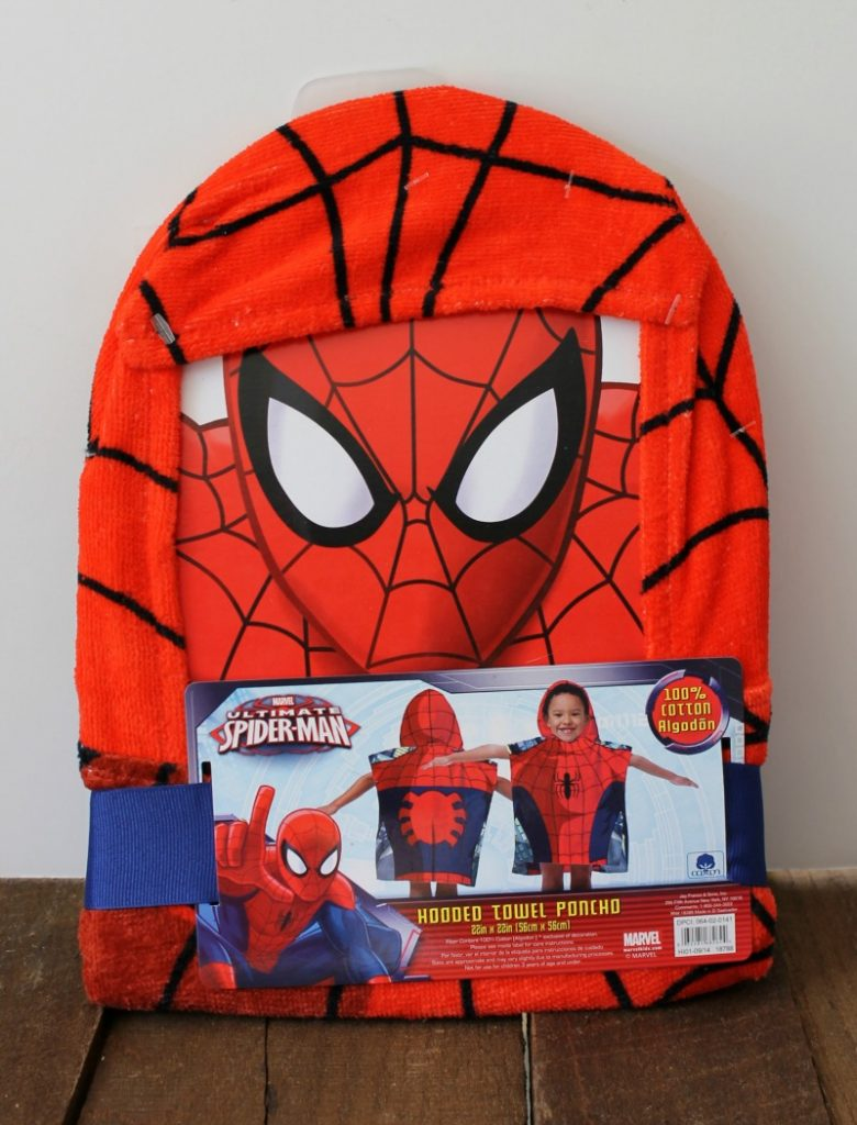 Spider-Man Beach Poncho