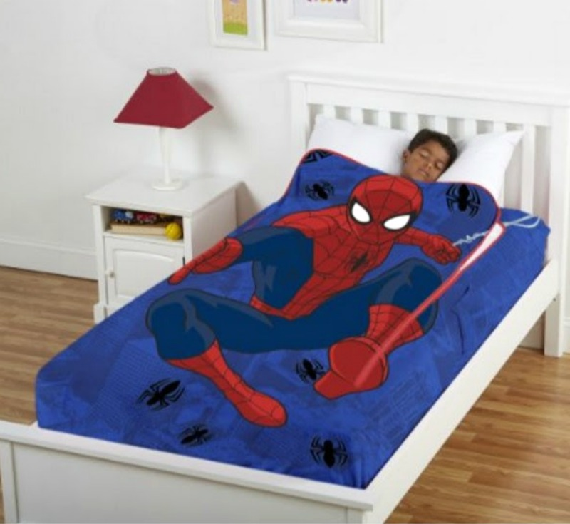 Spider-Man Zippy Sack
