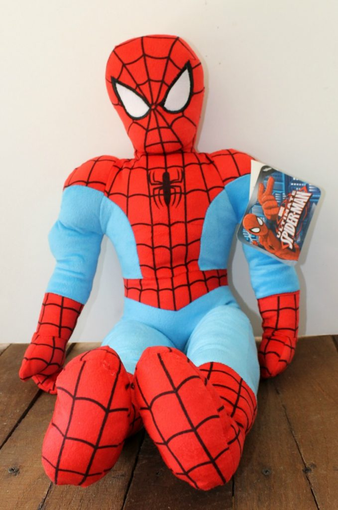 Spider-man Buddy Pillow