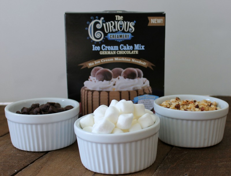The Curious Creamery Base Mix