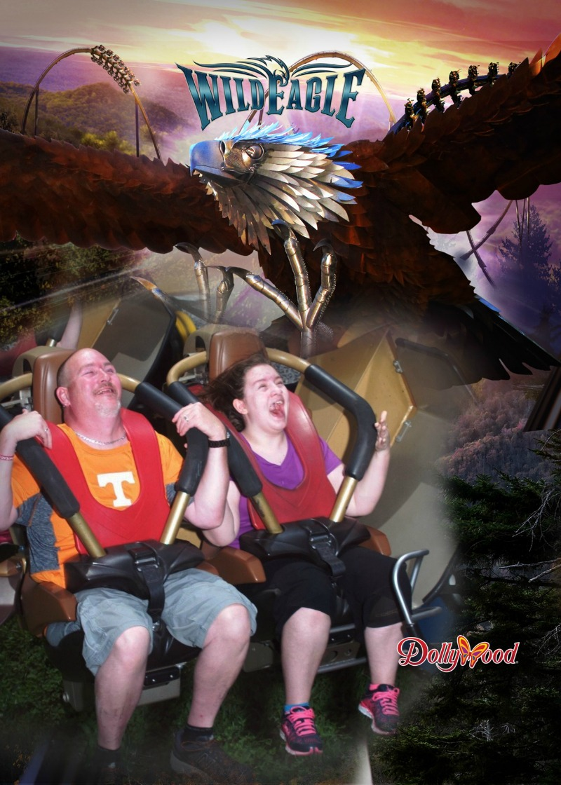 Wild Eagle Dollywood Picture
