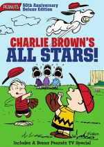 Charlie Brown's All Stars 50th Anniversary Deluxe Edition DVD Giveaway- Ends 10/20