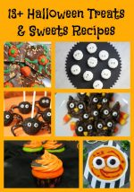 13+ Tasty Halloween Treats & Sweets