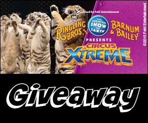 Circus XTREME Giveaway