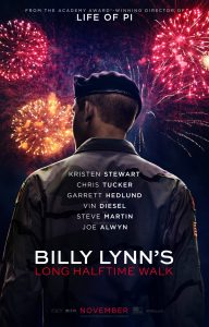 BILLY LYNN'S LONG HALFTIME WALK Movie Trailer #BILLYLYNN