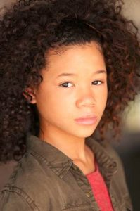 Storm Reid is Meg Murry in Disney's A Wrinkle in Time