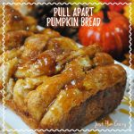 Pull Apart Pumpkin Bread – 12 Days of Thanksgiving