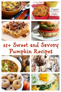 25+ Easy Pumpkin Recipes