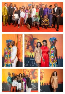 Ugandan Premiere of Queen of Katwe