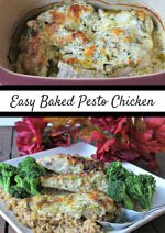 Baked Parmesan Pesto Chicken – Try The World