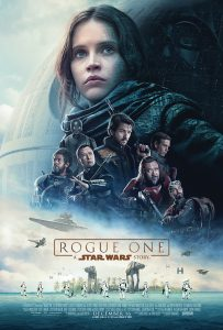 ROGUE ONE: A STAR WARS STORY Character Posters and More