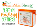 PeachSkinSheets Giveaway – Ends 10/20