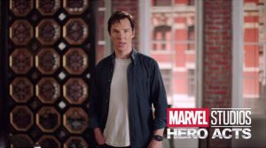 Doctor Strange and Marvel Studios Launch Hero Acts
