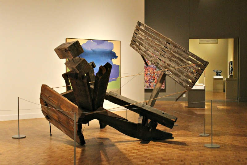 Art exhibits at DIA