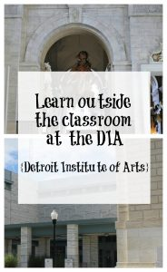 Learning Outside the Classroom at Detroit Institute of Arts