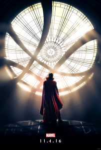 Marvel's Doctor Strange Now in Theaters & New LEGO Poster #DoctorStrange