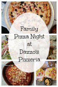 Family Pizza Night at Dazzo's Pizzeria – Restaurant Review